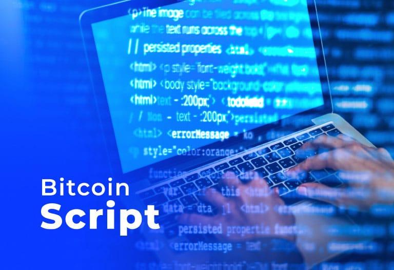 bitcoin script di miscelazione come scambiare lopzione bitcoin iq