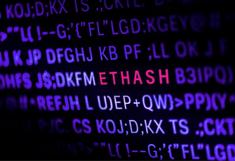 Qué es Ethash