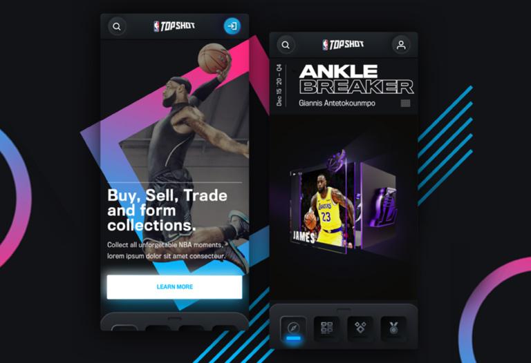 NBA Top Shot (NFT): El marketplace del baloncesto