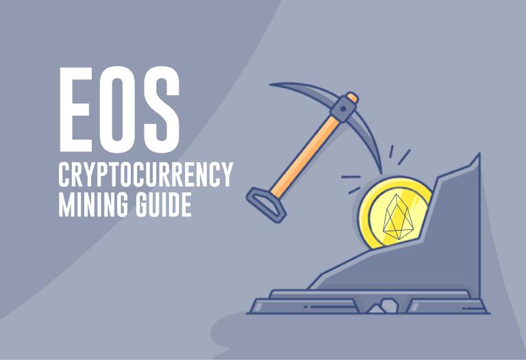 ¿Cómo minar EOS? Guía rápida para dummies