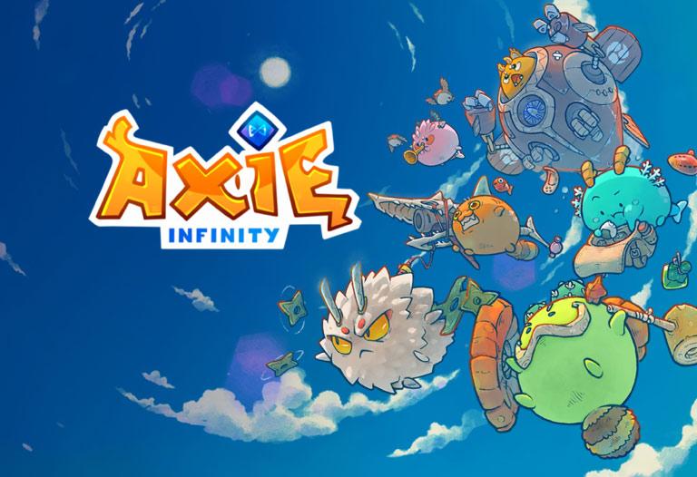 Gana criptomonedas jugando Axie Infinity: Guía rápida