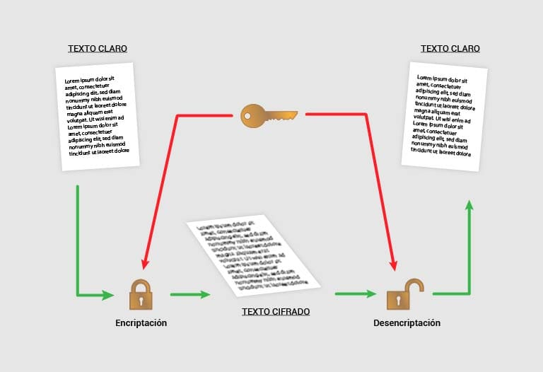 ¿Qué es la criptografía? El método definitivo de las criptos