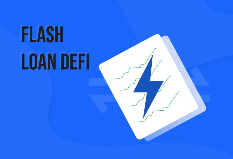 Qué es Flash Loans? Préstamos DeFi