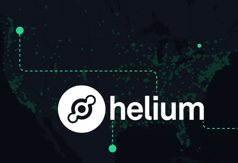 Qué es Helium? (HNT)