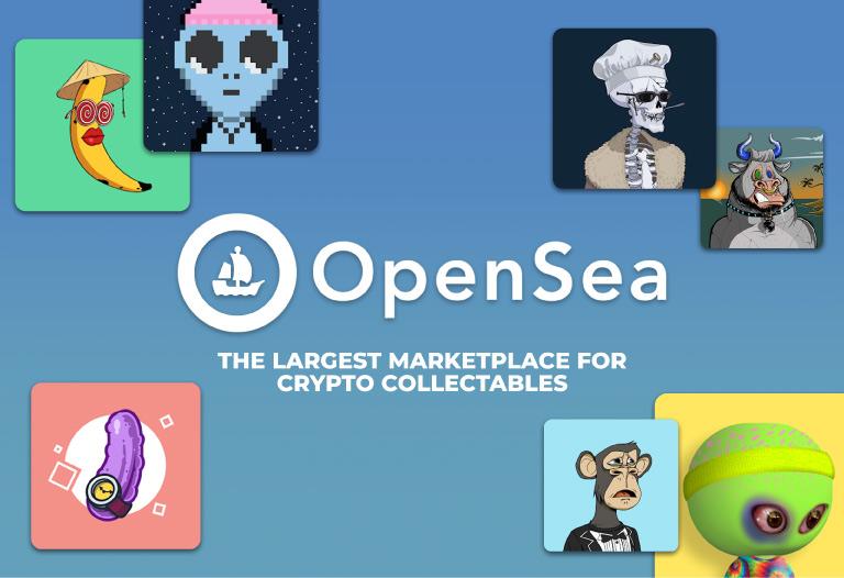 ¿Qué es OpenSea? El eBay de los NFT