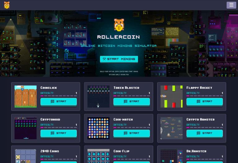 ¿Qué es Rollercoin? El videojuego de minería de Bitcoin