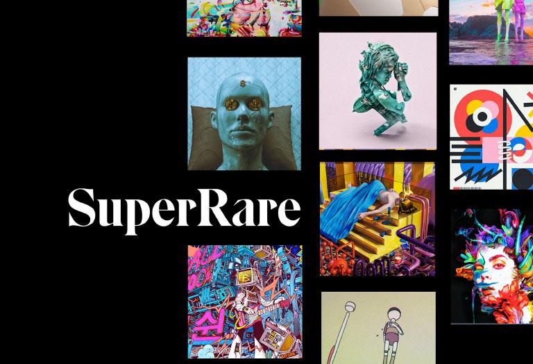 ¿Qué es SuperRare? (NFT) La red social de arte