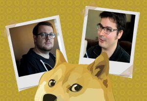 Billy Markus y Jackson Palmer: Fundadores de DOGE
