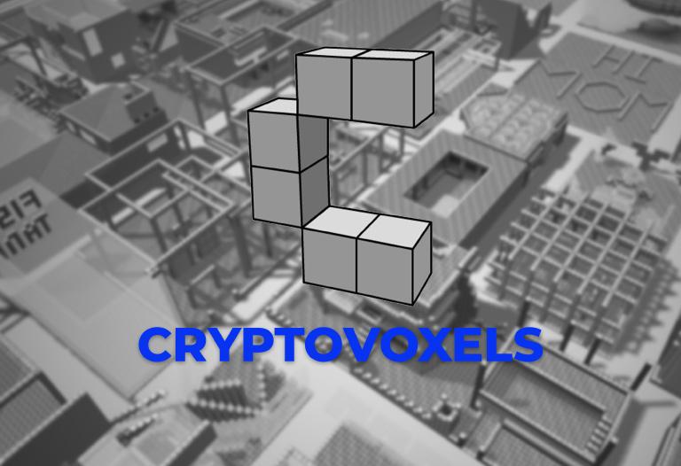 ¿Qué es Cryptovoxels? El minecraft de los NFT