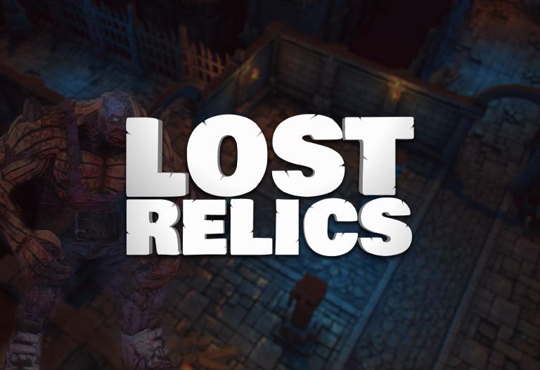 """¿Qué es Lost Relics? El """"RuneScape"""" de Enjin Blockchain"""