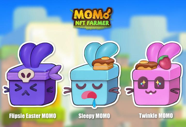 ¿Qué es MOMO NFT Farmer? El compound de los NFT