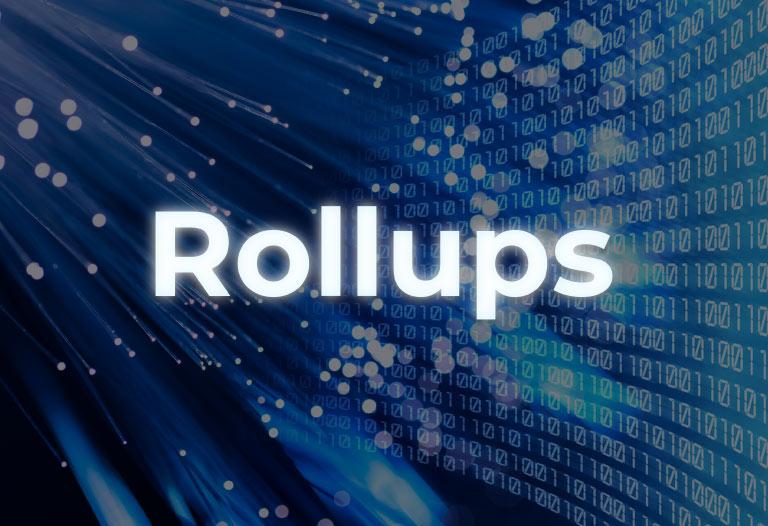 Qué son las Rolllups