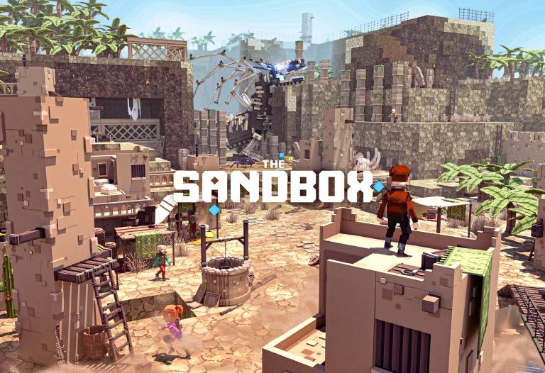 ¿Qué es The Sandbox? El minecraft play to earn de ETH