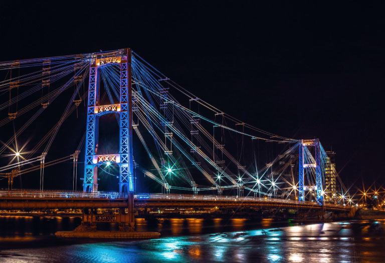 ¿Qué es un puente blockchain?